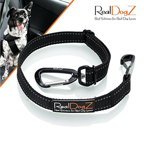 Hunde Sicherheitsgurt fürs Auto | Höchste Sicherheit durch ISOFIX-Befestigung - 6