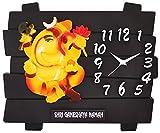 Sonic Plastic Wall Clock (27 cm x 5 cm x...