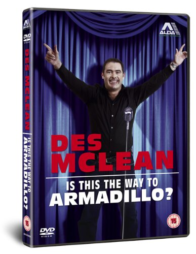 des-maclean-is-this-the-way-to-armadillo-reino-unido-dvd