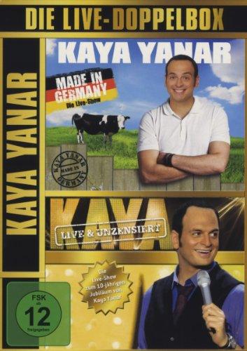 Kaya Yanar – Die Live-Doppelbox [4 DVDs]