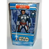 """Star Wars 12"""" Attack of the Clones figure JANGO FETT Character collectible (japan import)"""