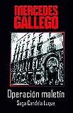 Operación Maletín: Llegada de la mujer a la policía (Candela Luque nº 1)