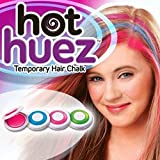 #9: Flipco Hot Huez Temporary hair colour chalk with 4 colors chalk trendy fashionable