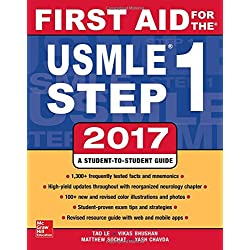 First Aid for the USMLE Step 1 2017 (A & L Review)
