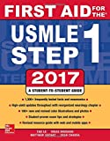 #1: First Aid for the USMLE Step 1 2017 (A & L Review)