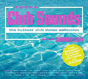 Club Sounds-Summer 2014