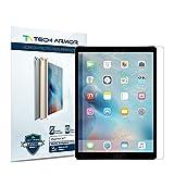 Tech Armor - Pellicola protettiva per Apple iPad Pro (9.7) - antiriflesso/anti-impronta - 2 pezzi