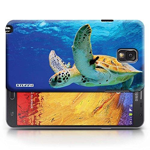 Hülle Case für Samsung Galaxy Note 3 / Schildkröte Entwurf / Wilde Tiere Collection