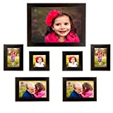 Wens Mini Memory MDF and Glass Photo Fra...