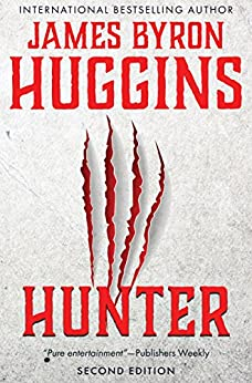 HUNTER by [Huggins, James Byron]
