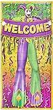 Best Beistle Of The Doors - Beistle 57320 Mardi Gras Door Cover, 30-Inch Review