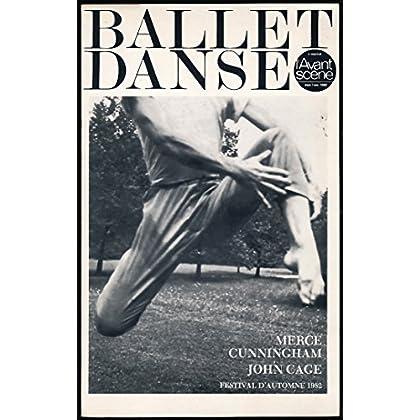 L'avant-scène Ballet Danse N° 10, Septembre-Novembre 1982 : Merce Cunningham, John Cage