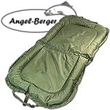 Angel berger deluxe carp mat tapis de réception pour carpe