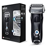 Braun Series 7 Electric Shaver for Men 7840s, Wet and Dry, Integrated Precision