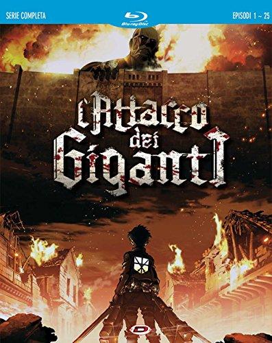 LAttacco Dei Giganti The Complete Series