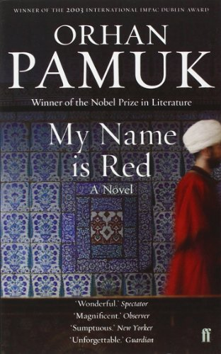 My Name is Red. (My Is Name Red Pamuk)