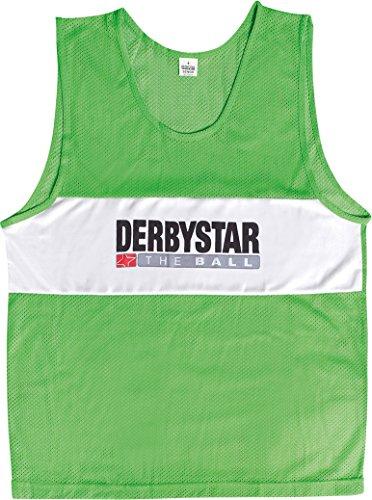 Derbystar Markierungshemdchen Standard, Senior, Grün, 6802050400