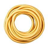 Power Tube, Widerstandstrainer für funktionales Training, Länge 7,6 m, Cando® Exercise Tube, gold (ultra schwer)