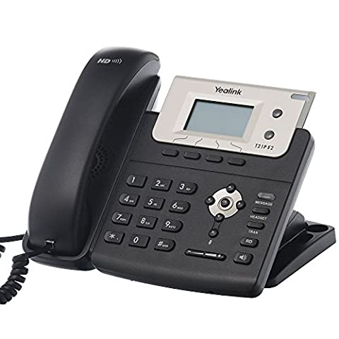 Yealink SIP-T21P-E2 Entry Level IP Phone - POE (Power Supply Not Included)