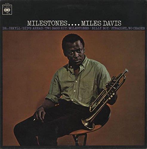 Milestones - Miles Davis - Vinyl - LP - Mono