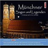 Münchner Sagen und Legenden. München Stadtsagen und Geschichte (CD-Digipack)