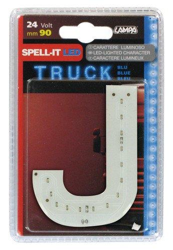 Preisvergleich Produktbild Spell-It Led, 90 mm, 24V - Blu - J