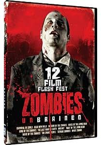 Zombies Unbrained - 12 Film Flesh Fest [DVD] [Region 1] [US Import] [NTSC]