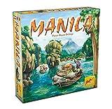 Noris Spiele Zoch 601105078 - Manila, Familienspiel
