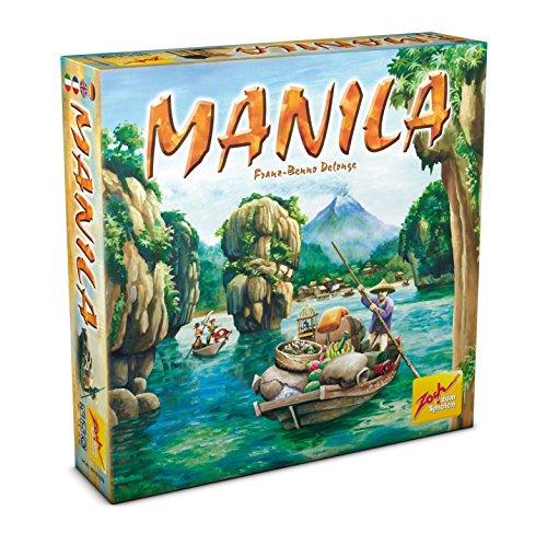 (Zoch 601105078 - Manila, Familienspiel)