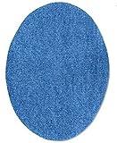 Jeans-Flicken Bügelflicken Reparaturflicken 2 Stück zum Aufbügeln oder Annähen blau