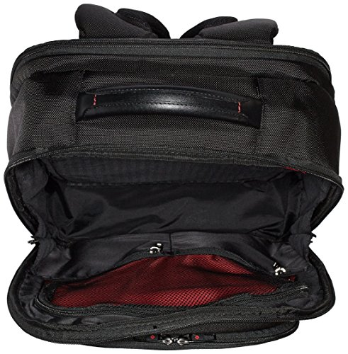 Samsonite Pro-Dlx 4 Laptop Backpack L 16″ Maletas y trolleys, 48 cm, 27 L, Negro (Negro)
