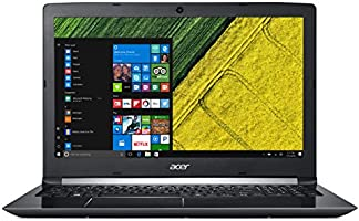 "Acer Aspire A515-51G-52LV Notebook, Display 15.6"" LCD, Processore Intel Core i5-7200U, RAM 8 GB DDR4, 1000 GB HDD, Nero"