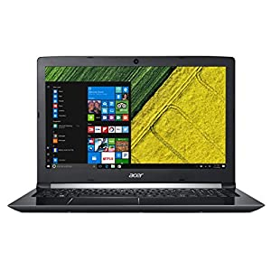 "Acer Aspire 5 A515-41G-T089 Notebook con Processore AMD Quad-Core A10-9620P, RAM 8 GB DDR4, 1000 GB HDD, Scheda Grafica AMD Radeon RX 540 2GB DDR5, Windows 10 Home, Display 15.6"" HD LCD, Nero"
