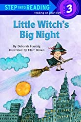Little Witch's Big Night (Step into Reading) by Deborah Hautzig (2003-08-26)