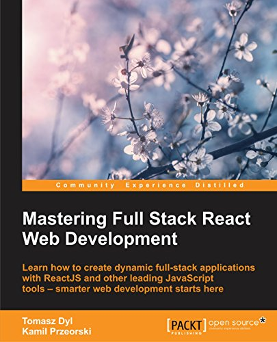 Aveliy Igor Read Pdf Mastering Full Stack React Web Development Online