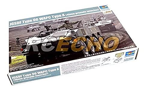 RCECHO® TRUMPETER Military Model 1/35 JGSDF Type 96 WAPC Type A Scale Hobby 01557 P1557 with RCECHO® Full Version Apps Edition