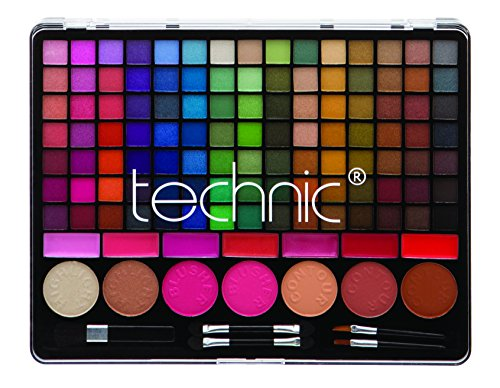 Technic WOW Factor Face Palette Make-up Sets