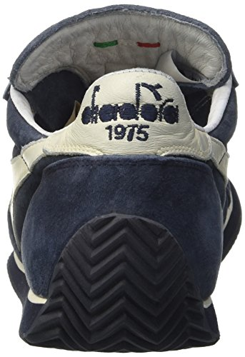 Diadora Equipe S. SW, Chaussures de Gymnastique Mixte Adulte, Bl Night Blue/Bossa Blu