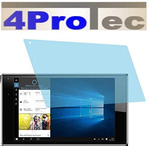 4ProTec 2X ANTIREFLEX matt Schutzfolie für Odys Winpad X9, Odys Cosmo Win X9 Premium Bildschirmschutzfolie Displayschutzfolie Schutzhülle Bildschirmschutz Bildschirmfolie Folie