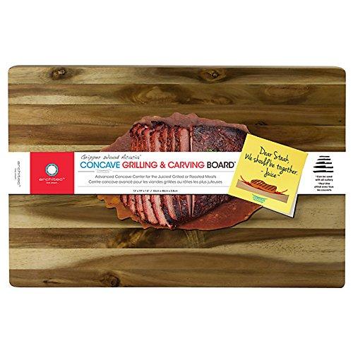 Price comparison product image Architec Concave Grilling & Cutting Board - L45.7 x W35.5cm
