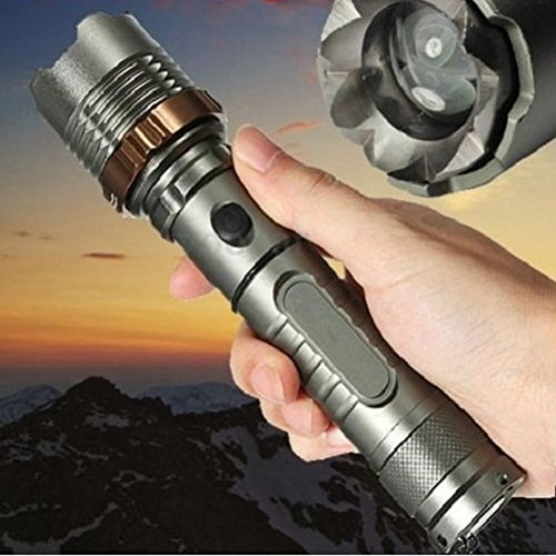 5000lm-5-modes-zoomable-lotus-shape-led-flashlight-light-camp-cooking-gear-cookware-camping-utensils