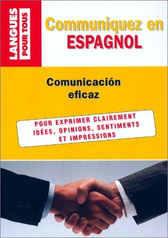 Coffret communiquez en espagnol