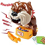 Wembley Funny Parent Child Games Beware of the Dog Don't Wake the Dog Toy, Dog Board Games, Funny Electronic Pet Dog Toys, Bad Dog Gnaw Bones