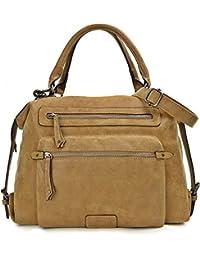 MIYA BLOOM, Damen Handtaschen, Shopper, Schultertaschen, Henkeltaschen, Umhängetaschen, 40 x 30 x 14 cm (B x H x T)