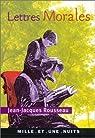 Lettres morales par Rousseau