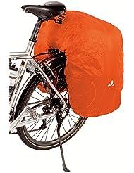 VAUDE Uni 3 Fold Raincover Radtaschen, Orange, One Size