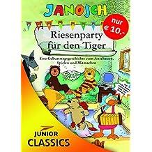 Janosch - Riesenparty für den Tiger