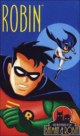 Preisvergleich Produktbild Abenteuer von Batman und Robin 4: Robin [VHS]