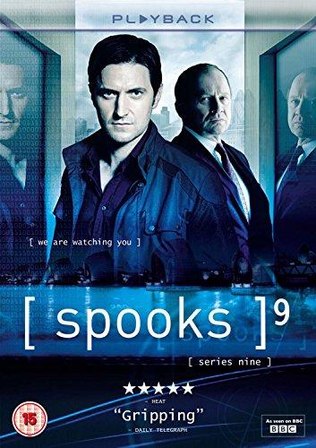 Spooks - Series 9 [UK Import] (Spook Super)