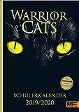 Warrior Cats – Schülerkalender 2019 / 2020: Tagesplaner von August 2019 bis August 2020